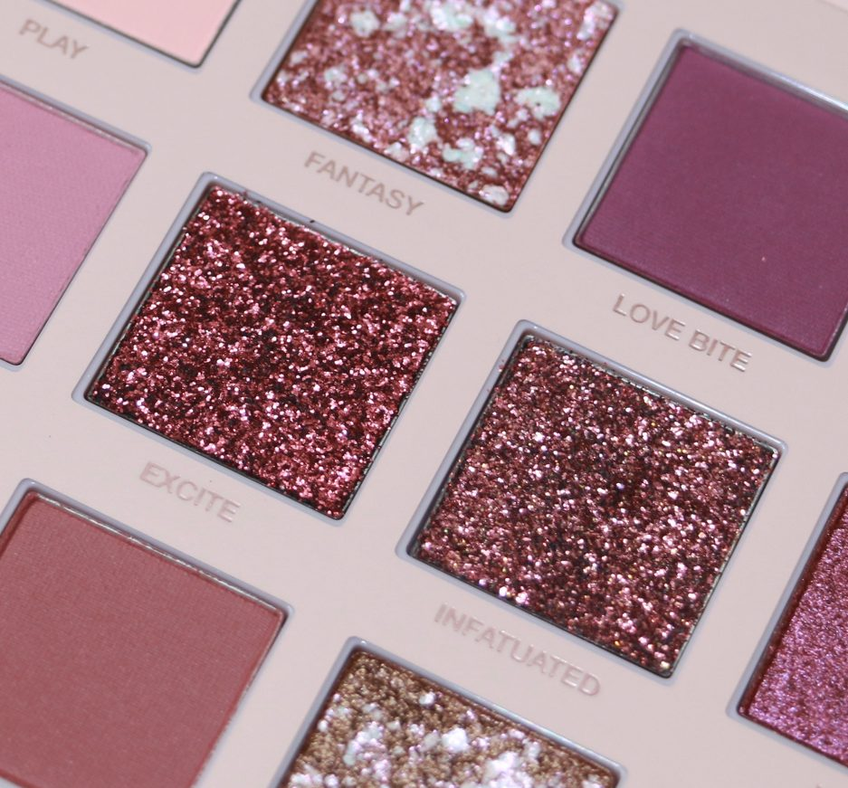 Huda Beauty New Nude Glitter