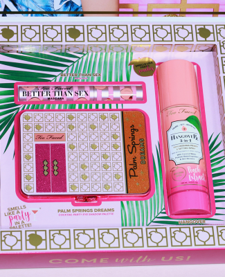 La collection Palm Springs Dreams de Too Faced !